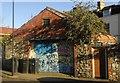 ST5974 : Garage, Sydenham Road, Bristol by Derek Harper