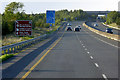 N9650 : Northbound M3 approaching Junction 6 by David Dixon