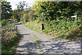 SE1099 : Entrance track to Sour Nook by Roger Templeman