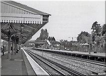 SP7902 : Princes Risborough station, 2011 by Ben Brooksbank