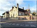 TQ5827 : Mayfield School, High Street by PAUL FARMER