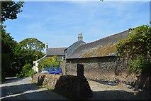 SX4249 : Barn, Rame by N Chadwick