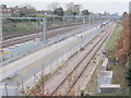 TQ1980 : Crossrail Acton diveunder in use by David Hawgood