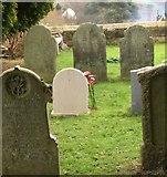 TQ3632 : Gravestones by Chris Thomas-Atkin