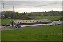 ST0209 : Farm building? by N Chadwick