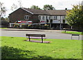 ST1082 : Bench with a view in Pentyrch by Jaggery