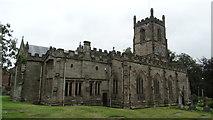 SK3616 : Ashby de la Zouch - St Helens Church by Colin Park