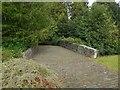 NS4763 : Tannahill's Bridge by Lairich Rig