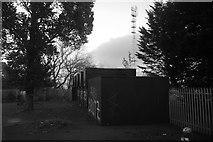 NT2774 : Turnstiles, Marionville Road by Richard Webb