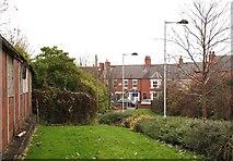 SK7519 : St Mary's Hospital, Melton Mowbray, Leics. by David Hallam-Jones