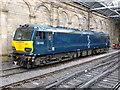 NT2573 : Sleeper locomotive by Bill Harrison
