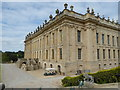 SK2670 : Chatsworth House by Chris Allen