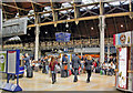 TQ2681 : Paddington station concourse, 2010 by Ben Brooksbank