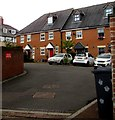 ST1600 : Old Saddlery, Honiton  by Jaggery