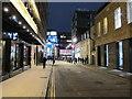 TQ2881 : Oxford Street end of Marylebone Lane by David Hawgood