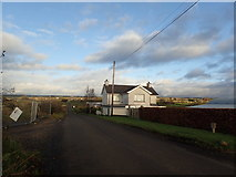 C9512 : Portna Road by Robert Ashby