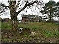 SJ8180 : Saltersley Hall Farmhouse by Graham Hogg