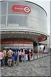 TQ3979 : Emirates Greenwich Peninsula Station by N Chadwick