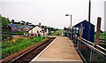 SH5826 : Llanbedr Halt, 2001 by Ben Brooksbank
