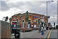 TQ4083 : Plaistow station, entrance 2009 by Ben Brooksbank