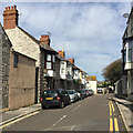 SY6873 : North on Guernsey Street, Fortuneswell, Portland by Robin Stott