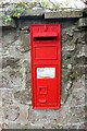 SO5486 : Victorian Post Box at Broncroft by Jeff Buck