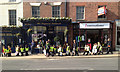 SP3165 : School trip, Parade, Leamington, March 2013 by Robin Stott