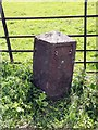 NY4726 : Old Milestone by the A592, opposite Dalemain by CF Smith