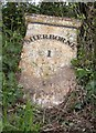 ST6217 : Old Milepost by J Tybjerg