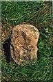 NZ1620 : Old Milestone by the B6279, north west of Ingleton Grange by IA Davison