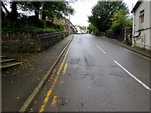 SS9992 : Up Gilfach Road, Tonypandy by Jaggery