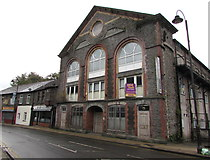 SS9992 : Former Town Hall sold, De Winton Street, Tonypandy by Jaggery