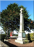 NT1067 : Kirknewton War Memorial by Mary and Angus Hogg