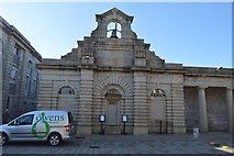 SX4653 : Royal William Yard - Slaughterhouse (Wildwood) by N Chadwick