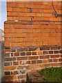 TF4065 : Cut Mark: Spilsby, Old School Mews by Brian Westlake