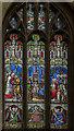 SK7081 : Beckwith Memorial Window (a), St Swithun's church, Retford by Julian P Guffogg