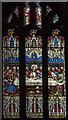 SK7081 : Beckwith Memorial Window (b), St Swithun's church, Retford by Julian P Guffogg