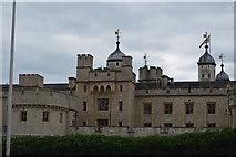 TQ3380 : Tower of London by N Chadwick