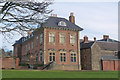 ST2885 : The wraps are off Tredegar House, Newport by Robin Drayton