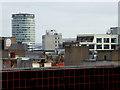 SP0686 : Birmingham city skyline by Roger  Kidd