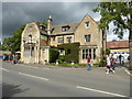 SP1620 : The Old New Inn, Bourton on the Water by Chris Allen