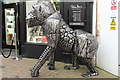 NS3321 : Gorilla at Newmarket Street, Ayr by Billy McCrorie