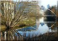 SE2933 : Reflections in the Aire by Alan Murray-Rust