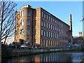 SE2833 : Castleton Mill by Alan Murray-Rust