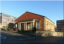 SE2933 : Former Methodist Chapel, Park Lane by Alan Murray-Rust
