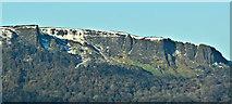J3279 : Snow on the Cave Hill, Belfast - December 2017(2) by Albert Bridge