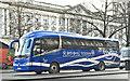 J3374 : Irish Day Tours coach, Belfast (December 2017) by Albert Bridge
