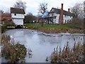 SO6855 : Lower Brockhampton by Philip Halling