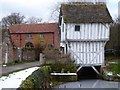 SO6855 : Gatehouse, Lower Brockhampton by Philip Halling
