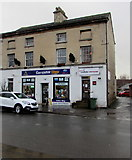 SO8005 : Redkite and the Computer Shop, High Street, Stonehouse by Jaggery